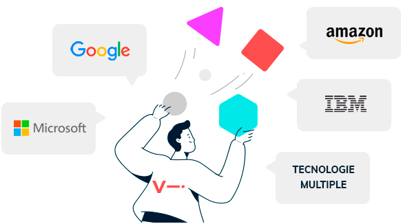 multiples tecnologías